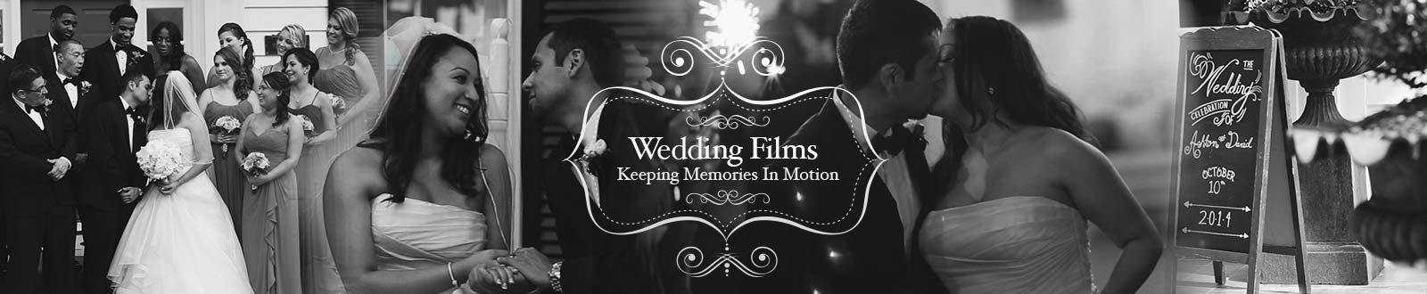 cinematic wedding films for raleigh couples
